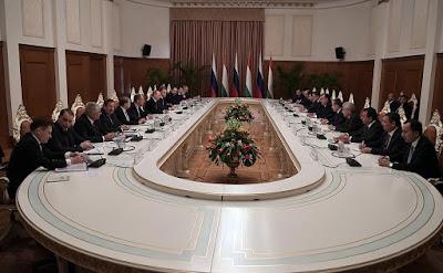 Diplomats, Vladimir Putin, Emomali Rahmon.