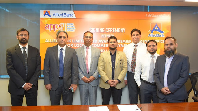Allied Bank Limited Partners With Avanza Premier Payment Services to Enable Payfast Payments
