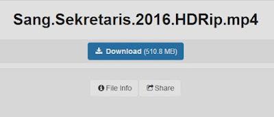 download film sang sekretaris full 480p