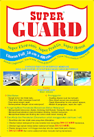 Label Kemasan Produk SUPER GUARD