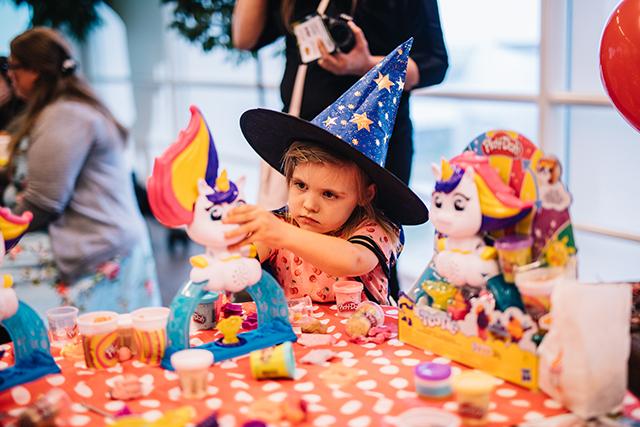 Tootie Play-Doh eenhoorn Kate