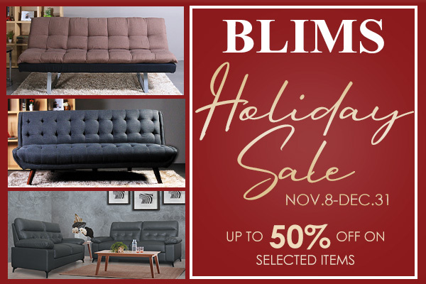 blims holiday sale