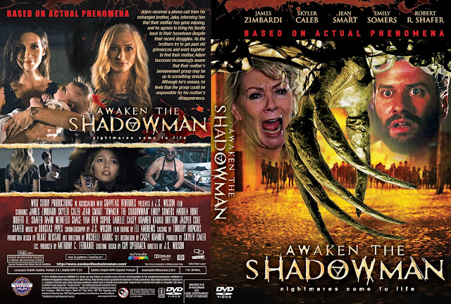 Awaken the Shadowman DVD Cover