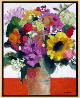 floral-painting-merrill-weber