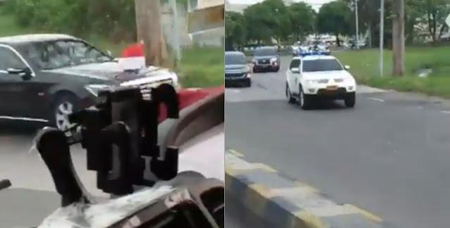 CEK FAKTA: Viral Video Jokowi Pulang Kampung saat Mudik Lebaran Dilarang