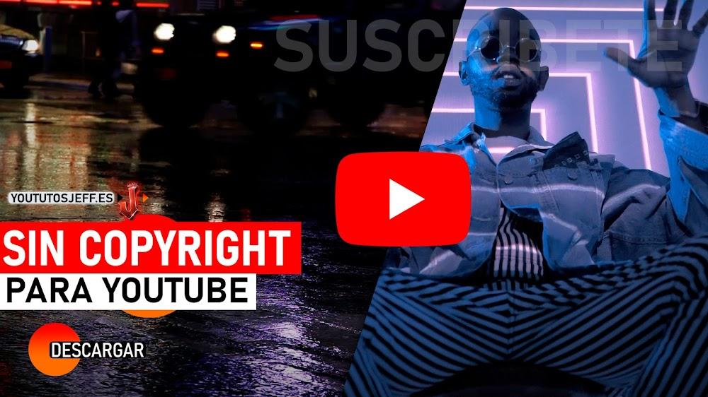 Descargar Videos Sin Copyright para Youtube