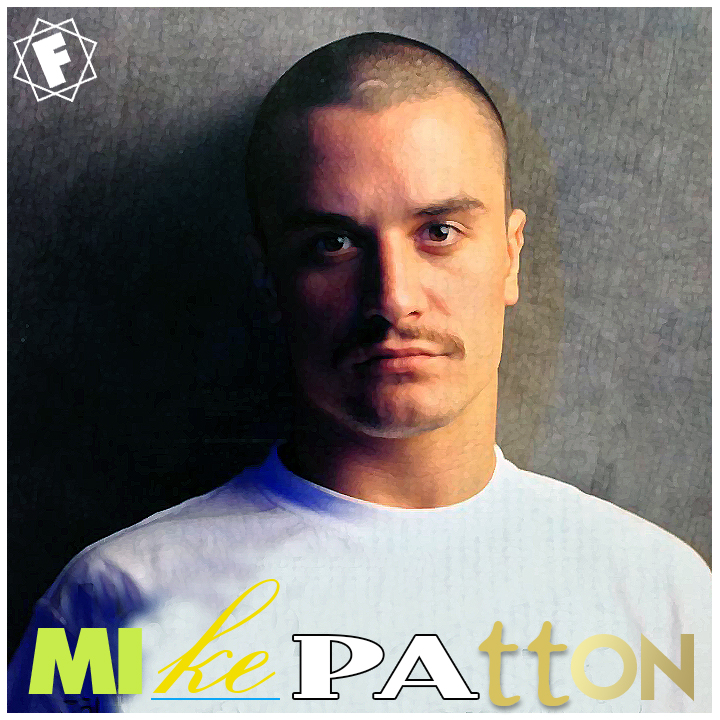 The Fashion Of Mike Patton In Faith No More