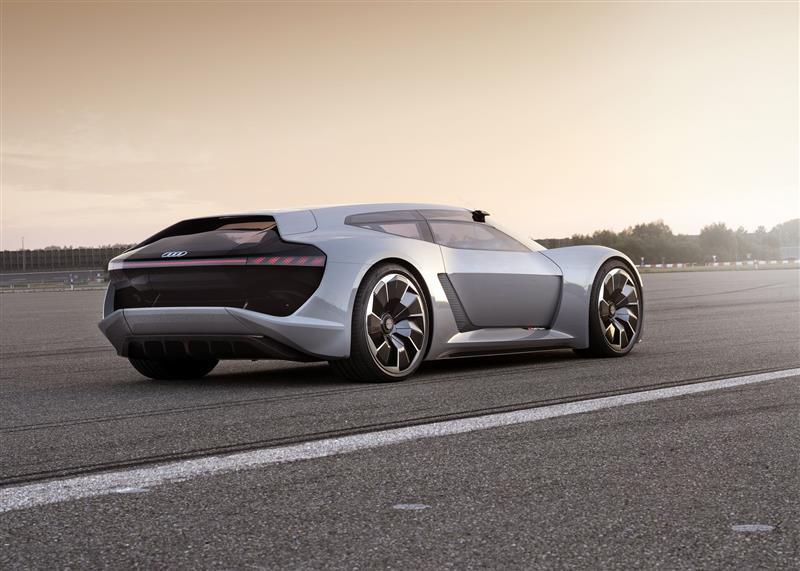 Audi PB 18 e-tron Review   Next-Gen Audi Supercar Review