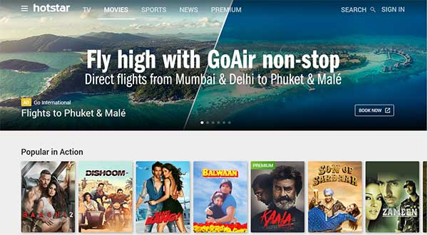 Hotstar Movies: 18 Sites like FMovies | Best Fmovies Alternatives to Watch Movies for Free: eAskme