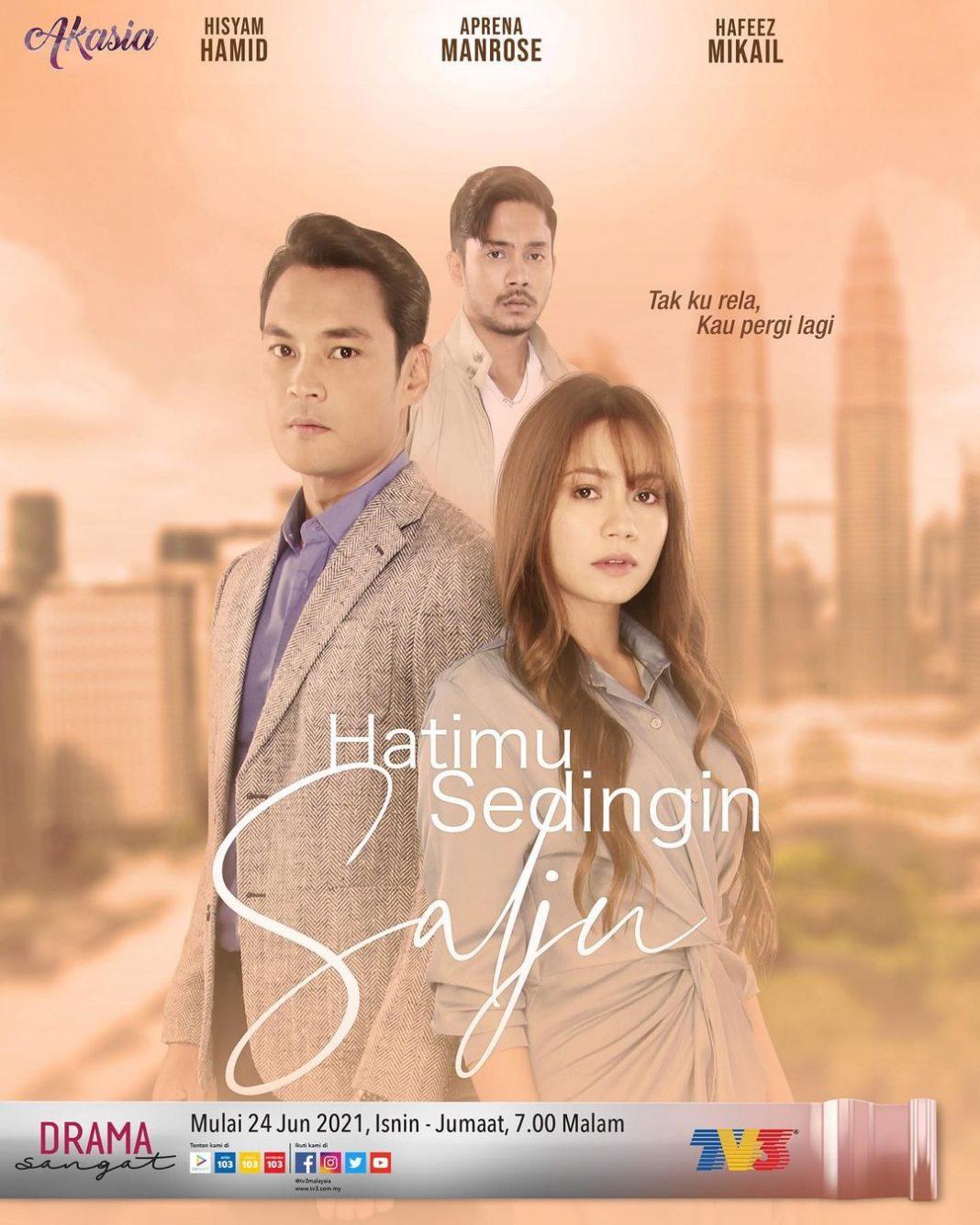 Drama di slot Akasia TV3 terbaru 24 Jun 2021