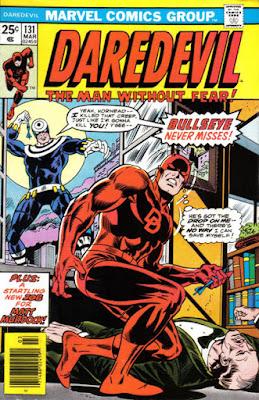 Daredevil #131, Bullseye