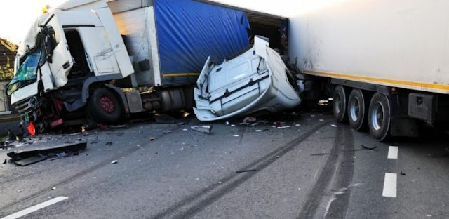 Απίστευτο! Δείτε πώς βγήκε ζωντανός από το φονικό ατύχημα! | ΒΙΝΤΕΟ