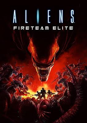 Capa do Aliens: Fireteam Elite