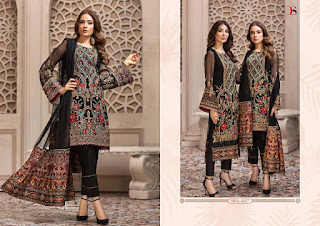 deepsy Jazmin Georgette Eid Pakistani Suits wholesale