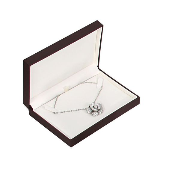 Luxury Sleeved Necklace Box
