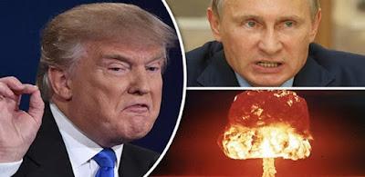 زعيما أمريكا وروسيا