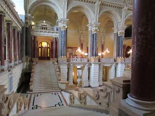Interior Museo Etnográfico Budapest 1