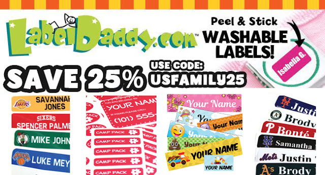 Label daddy coupon