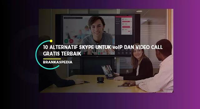 Alternatif Skype