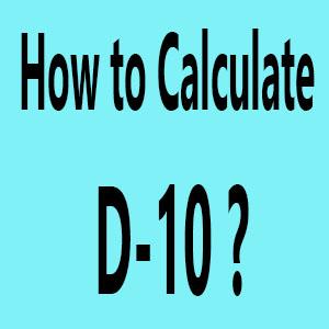 Dashamsha  D-10
