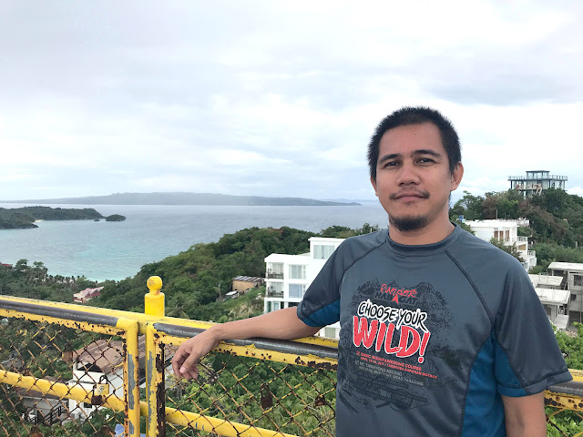 Mt. Luho in Boracay