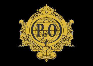 Pacific Orient Logo Vector