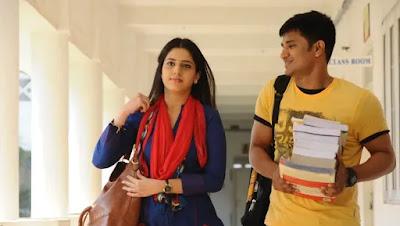 Kirrak Party (2018) Telugu Movie Scenes - Movierulz - 6