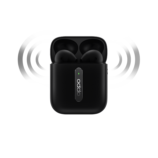 oppo, oppo wireless, oppo airpods, oppo earbuds, oppo enco free