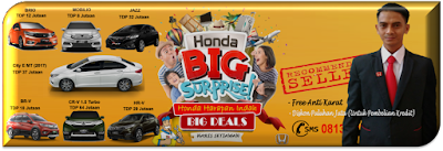 Honda Big Deals