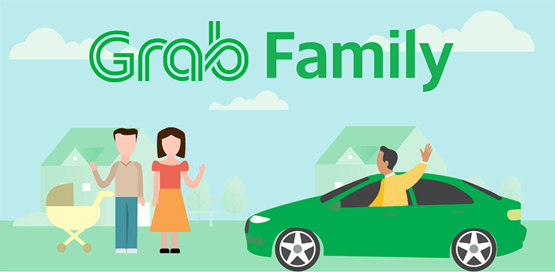 GrabFamily and GrabPet now available in Grab app