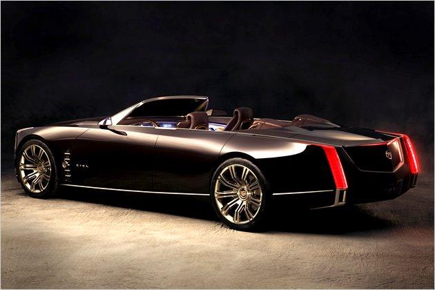 Cadillac Ciel convertible giant hybrid - Cadillac Ciel ...