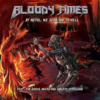 """Το ep των Bloody Times """"By Metal, We Send You to Hell"""""""