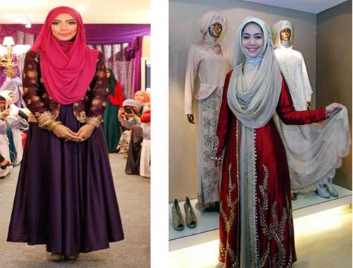 Model Baju Hijab Syar'i Formal