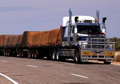 mesin diesel truck penerapan hukum 2 newton