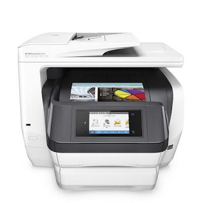 One Wireless Printer amongst Mobile Printing HP OfficeJet Pro 8740 Driver Downloads