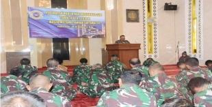 Lantamal III Jakarta Gelar Acara Maulid Nabi Muhammad S.A.W. 1438 H - Commando