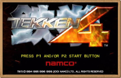Tekken 4 Game Free Download PC Games