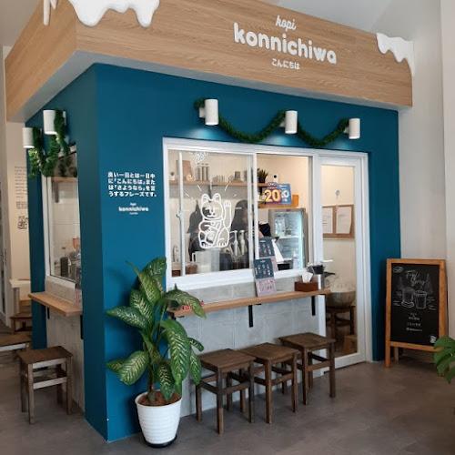 Konnichiwa coffee shop pilihan di pantai indah kapuk