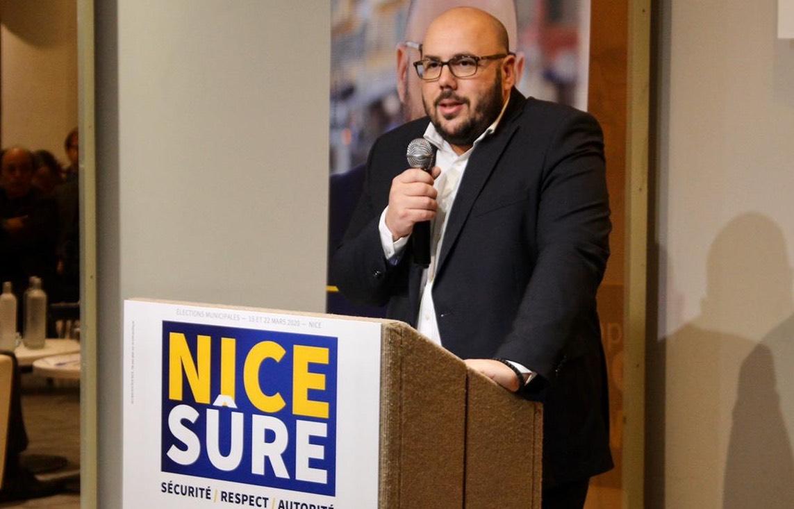 Municipales 2020 à Nice: Philippe Vardon (RN) veut « fermer les mosquées radicales »