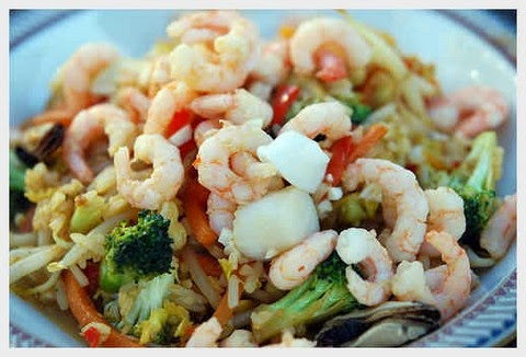 Seafood - Shrimps