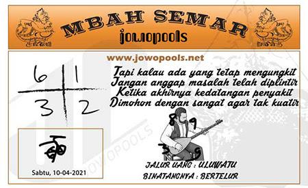 Prediksi Jowo Pools Togel Singapura Sabtu 10 April 2021