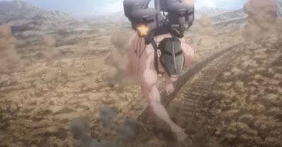 Cart Titan Senjata Panzer