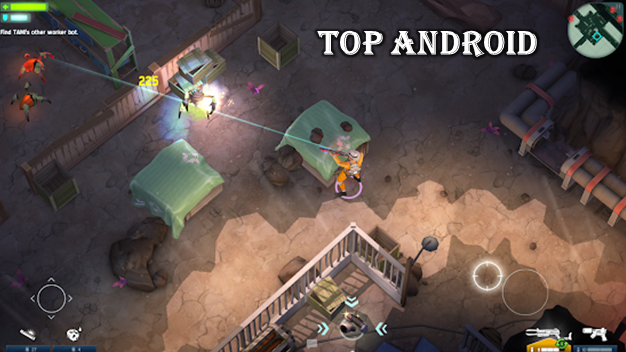 Space Marshals APK + OBB Full