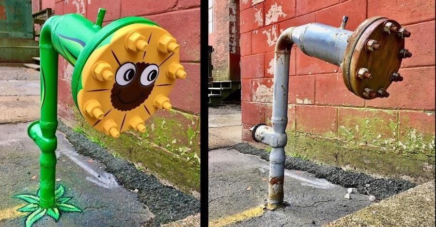 11-Sunflower-pipe-Tom-Bob-www-designstack-co