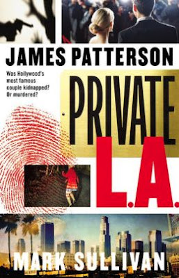 "Private L.A."" by James Patterson and Mark Sullivan – book cover"