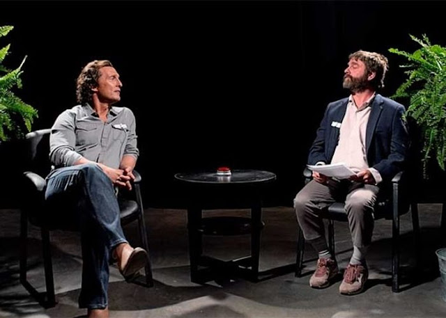 Análise Crítica – Between Two Ferns: The Movie