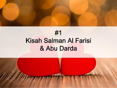 Sepenggal Kisah Abu Darda Dan Salman Alfarisi