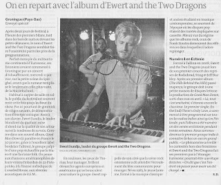 Ewert and the Two Dragons journal