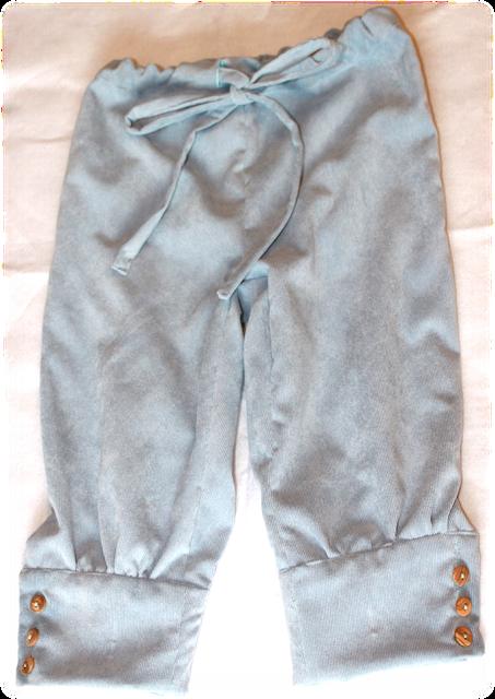 Un pantalón diferente