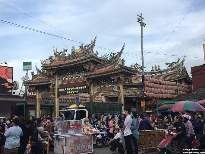 Travel-Changhua Attractions,Lukang(Lugang) Old Street and Lukang Tianhou Temple.